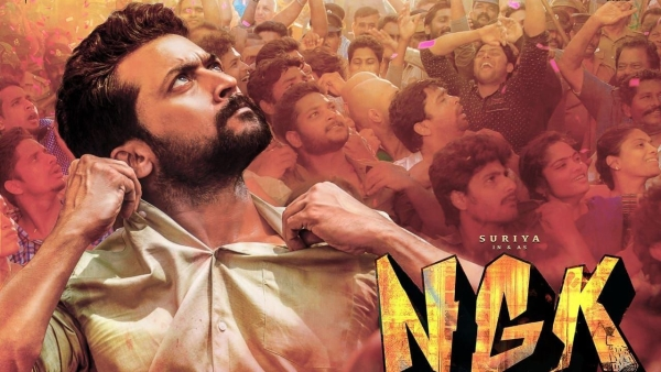 'NGK' Trailer: Surya Finally Returns to His Acting Roots