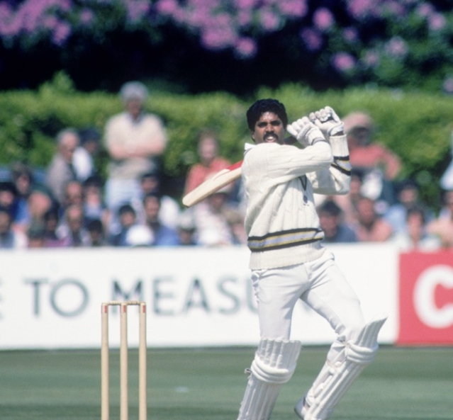 Kapil Dev's 175 not out against Zimbabwe, one of the all-time great innings in ODI history, was never broadcast due to a BBC strike.