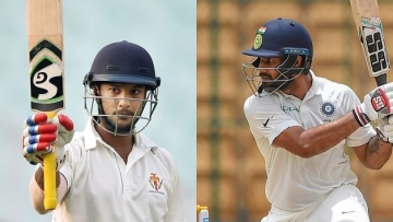 Mayank Agarwal scored 95 and Hanuma Vihari 114, but Vidarbha managed to bowl Rest of India out for 330 on Day 1 of the Irani Trophy 2019.