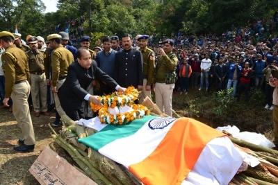 'India has taken revenge for Pulwama'