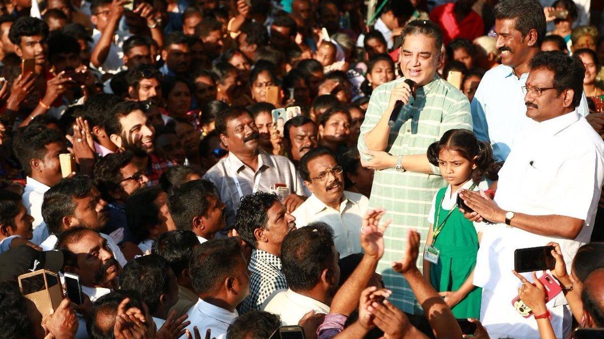 QChennai: Kamal Haasan Names Candidates; Did CM Violate Poll Code?