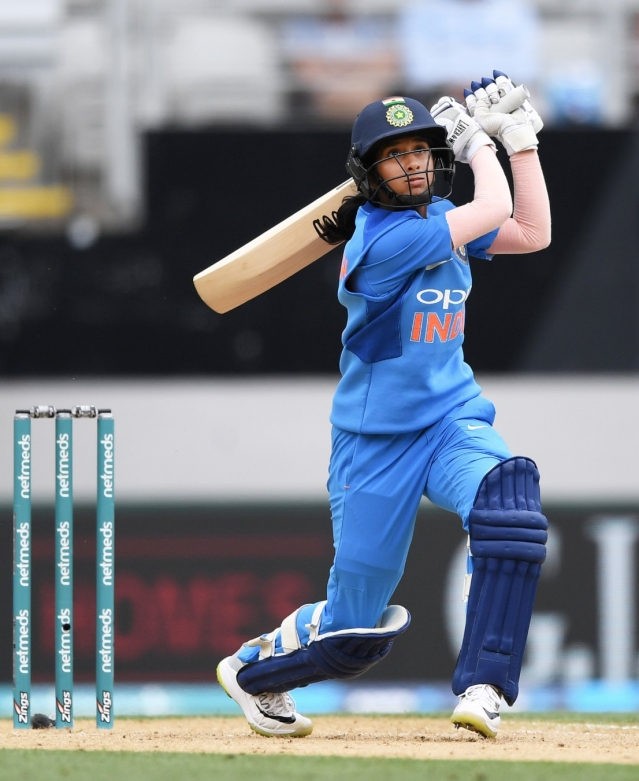 Jemimah Rodrigues slammed a 53-ball 72 that included six boundaries and one six.