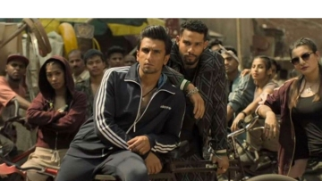 A still from <i>Gully Boy</i>, which had its world premiere at the Berlin International Film Festival.