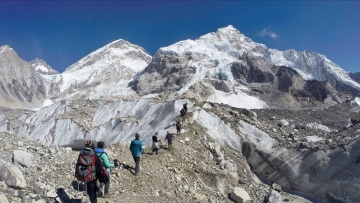 One-third of Himalayan glaciers will melt by the end of the century due to climate change, threatening water sources for 1.9 billion people, even if current efforts to reduce climate change succeed, according to an assessment released Monday, 4 February 2019 by the International Centre for Integrated Mountain Development.