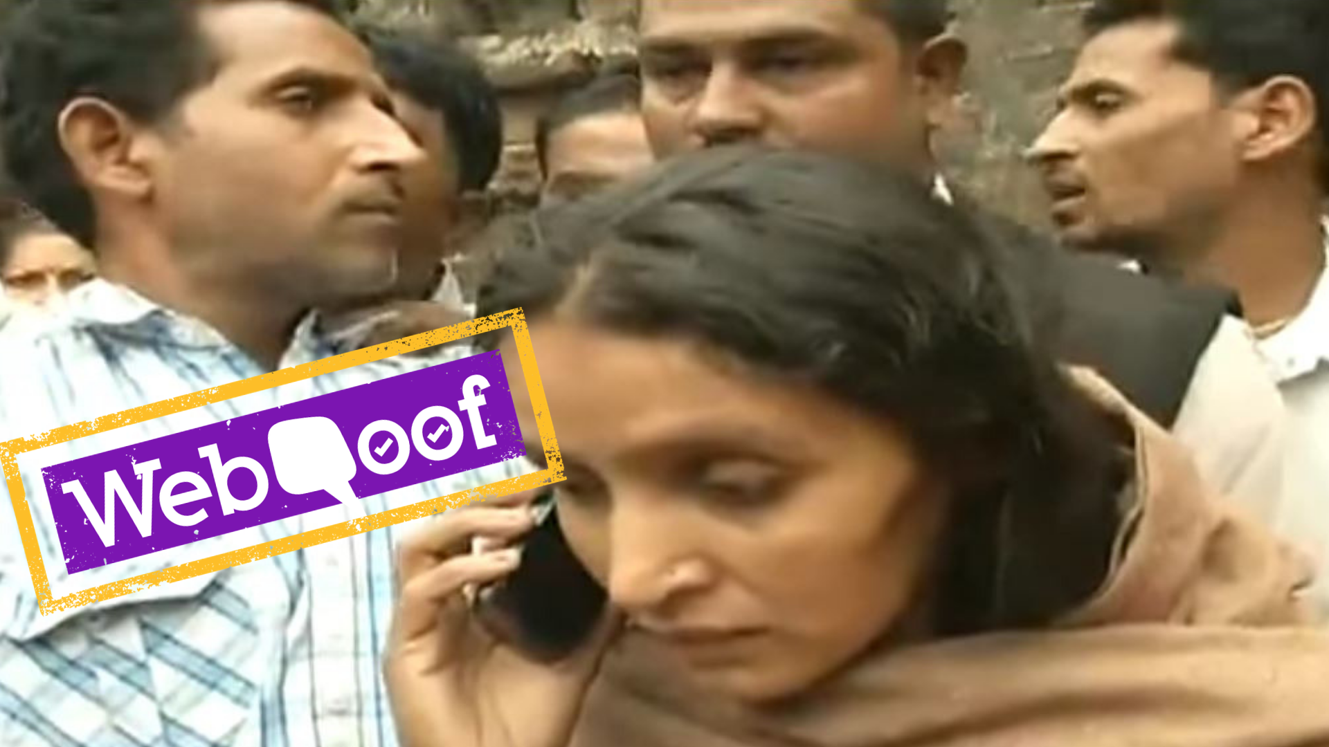 Video of PM Modi Speaking to a Pulwama Martyr's Wife is from 2013!