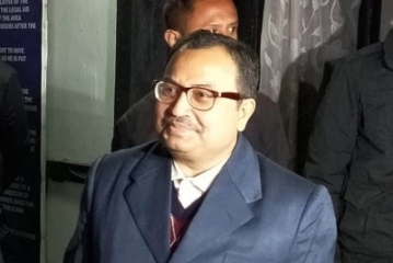 Former Trinamool Congress MP Kunal Ghosh. (Photo: IANS)