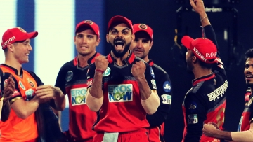 Virat Kohli and Suresh Raina are locked in the race to become the first cricketer to score 5000 IPL runs.