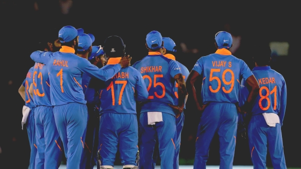 India lost the five match ODI series 3-2 to Australia on Wednesday in Delhi.