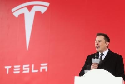 Car deliveries priority for Tesla: Elon Musk