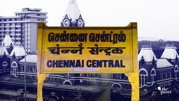 The Central station, as it is fondly called, is to Chennai what filter coffee is to Madras.