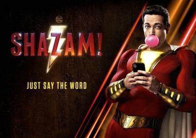 Ahead of 'Shazam', Snapchat's new AR Lens is here