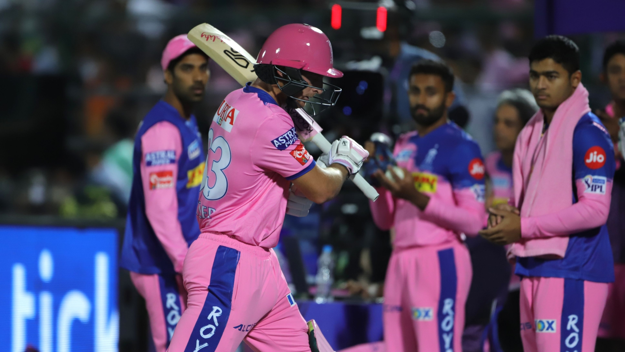 Buttler Becomes First Victim of 'Mankading' in IPL, Out off Ashwin