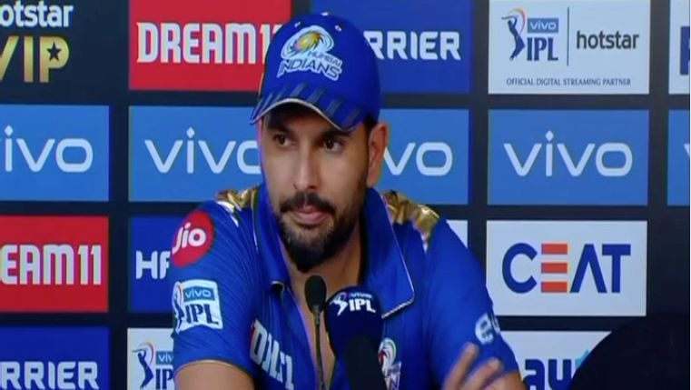 Will Be the First to Hang My Boots When Time Comes: Yuvraj Singh