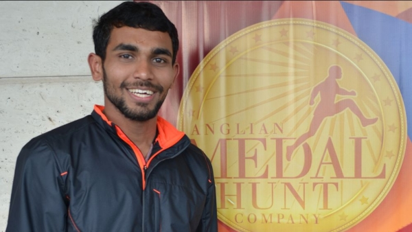 India's Irfan KT has qualified for the 2020 Tokyo Olympics after finishing fourth at the Asian Race Walking Championship.
