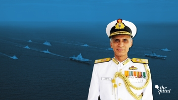 Vice Admiral Karambir Singh will assume charge as the Chief of the Naval Staff.