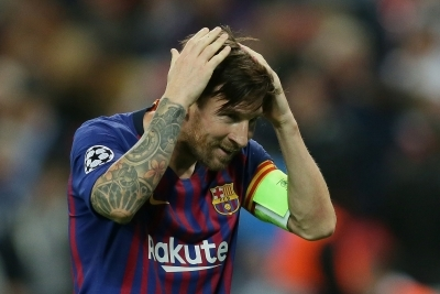 Messi to miss Argentina-Morocco friendly with injury