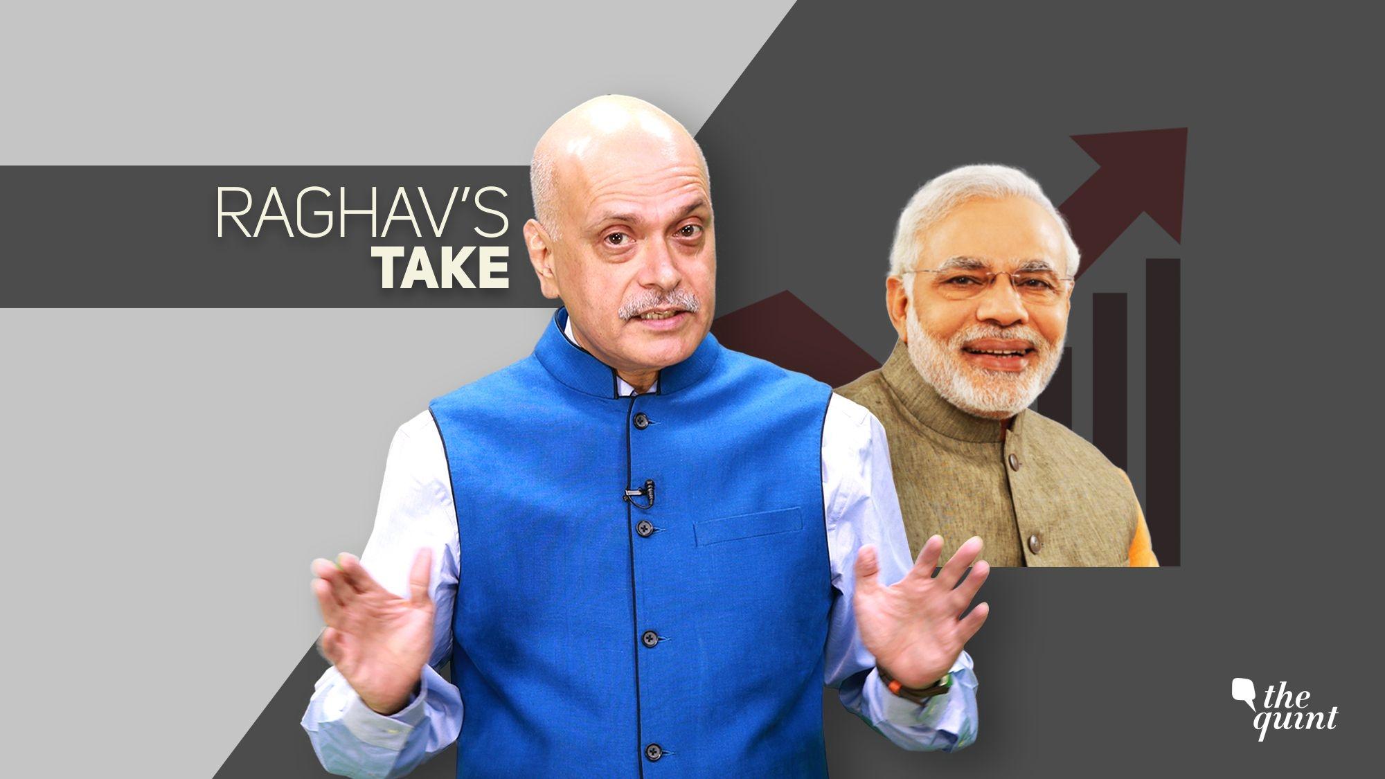 Part 1: Modi Raj's 4 Economic Reforms in 5 Years is Unflattering