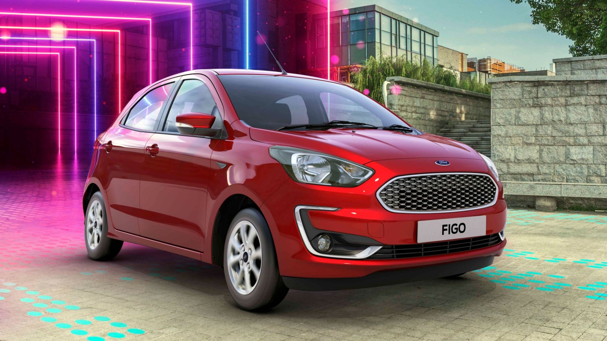 New 2019 Ford Figo Launch on 15 March, Comes in Seven Variants