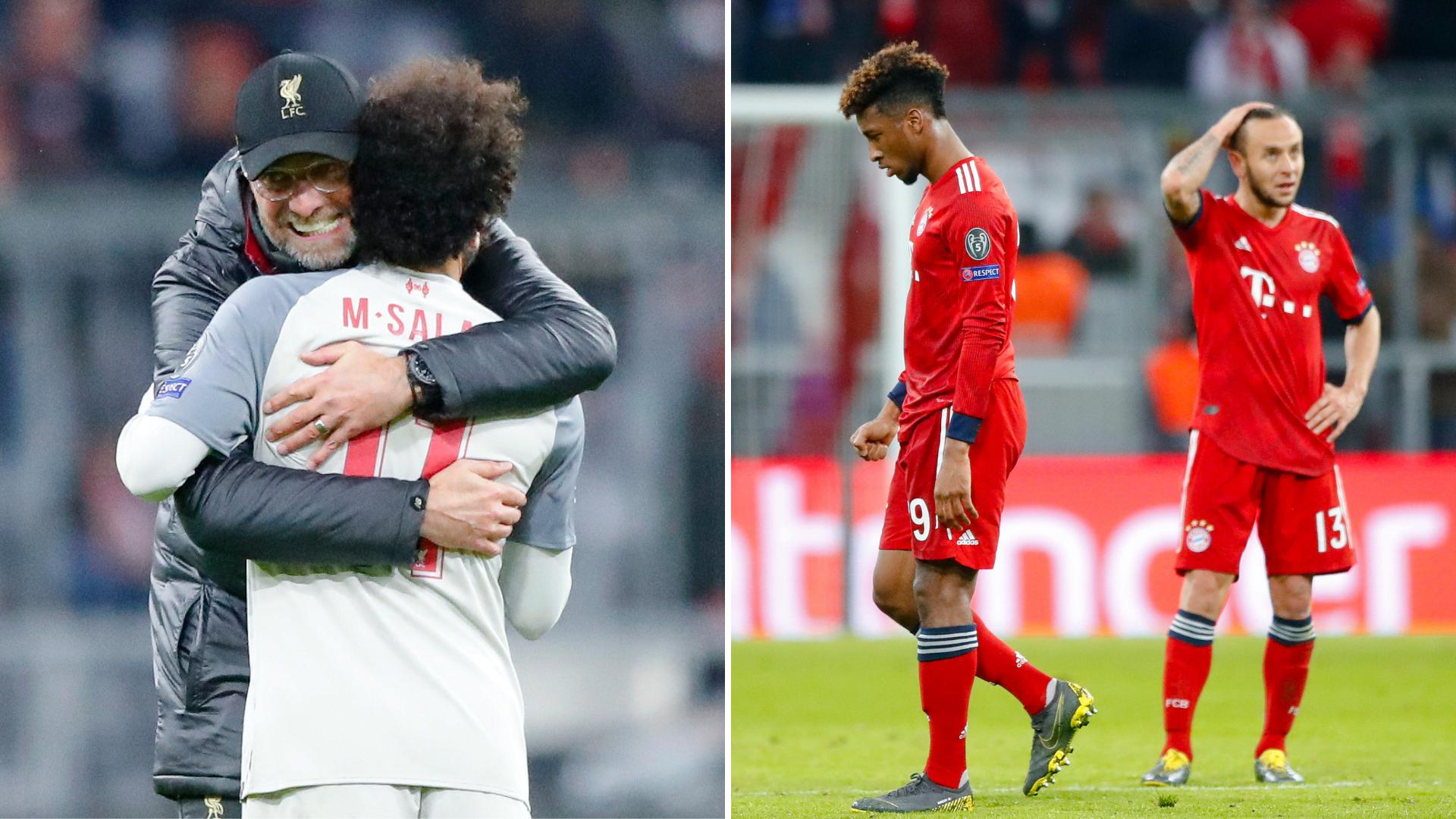 Bayern Vs Liverpool Photo: Liverpool Vs Bayern Munich: 4 Takeaways From Reds