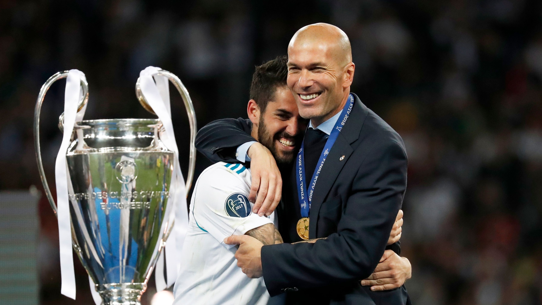 Isco Gets Second Chance at Real Madrid With Zidane Back In-charge