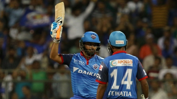 Rishabh Pant sent the ball to all parts of the ground as he took a special liking to premier Mumbai pacer Jasprit Bumrah.