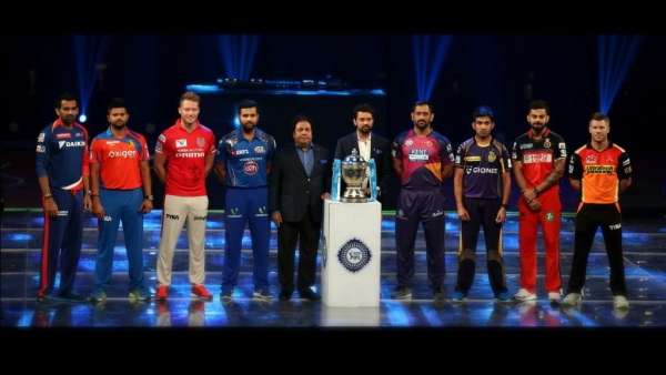 Players at the opening ceremony of IPL season 9. Archival image used for representational purposes.
