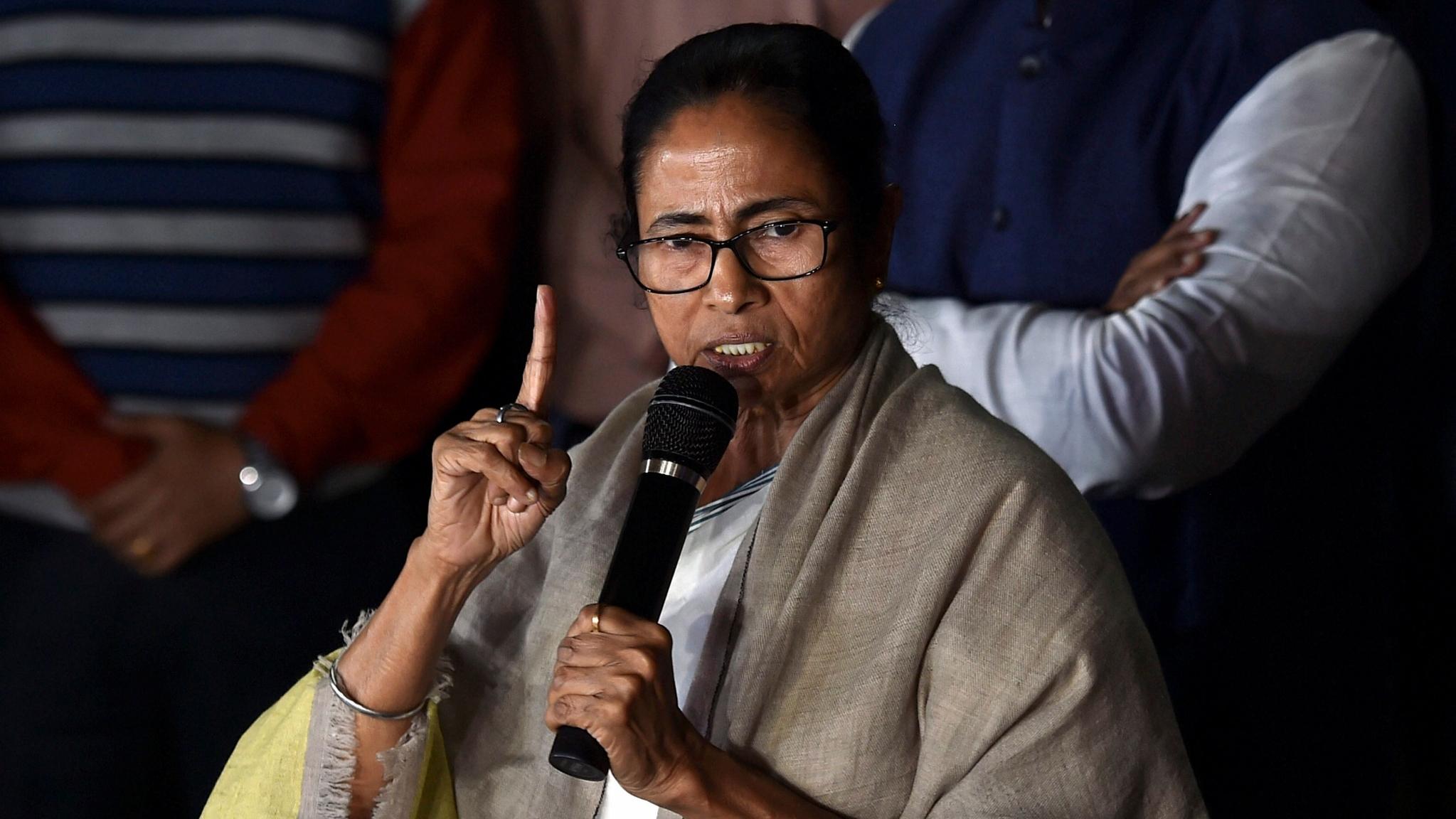 QKolkata: Mamata's List Of Trinamool Candidates For LS & More