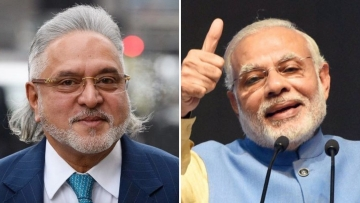 "In a tweet, Vijay Mallya asserted the prime minister has ""taken his name"" and confirmed full recovery."