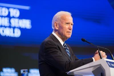 Joe Biden 'mistakenly' announces 2020 Presidential run