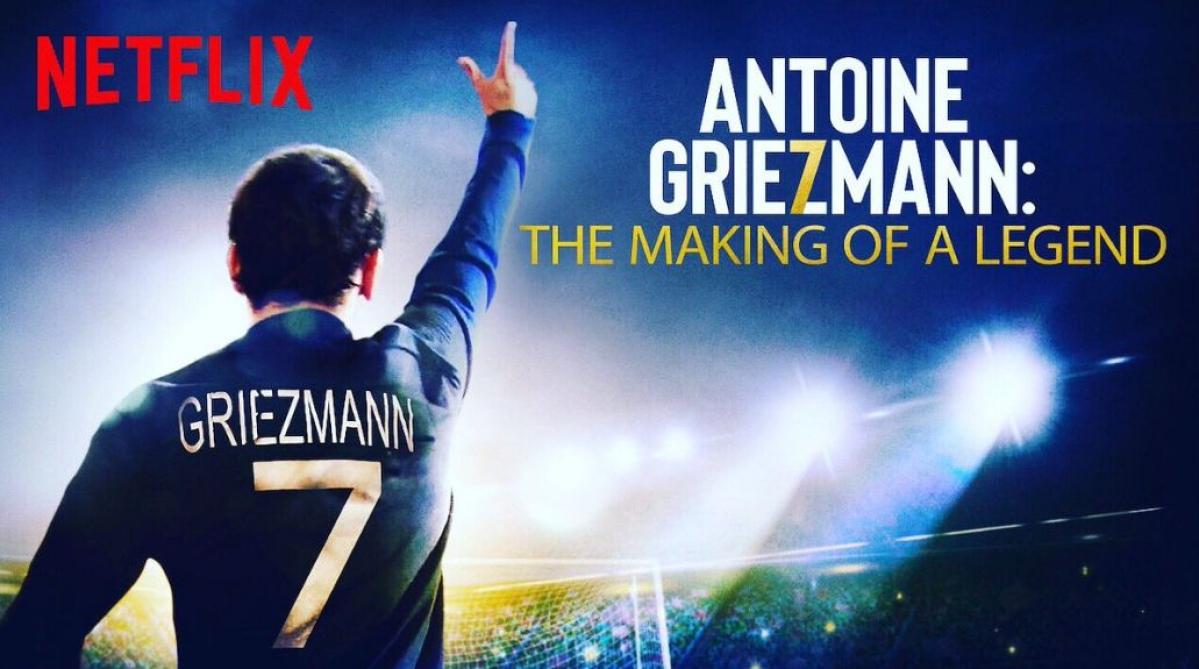 wholesale dealer 251a4 8da55 Griezmann's Netflix Documentary Reveals His Love For Uruguay ...
