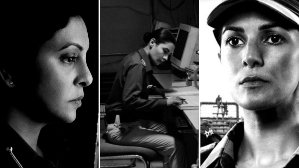 The leading ladies in <i>Delhi Crime</i>, <i>Soni</i>, and <i>The Test Case</i>.