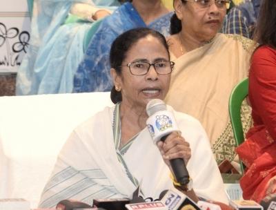 Modi's arrest a 'got-up match', says Mamata