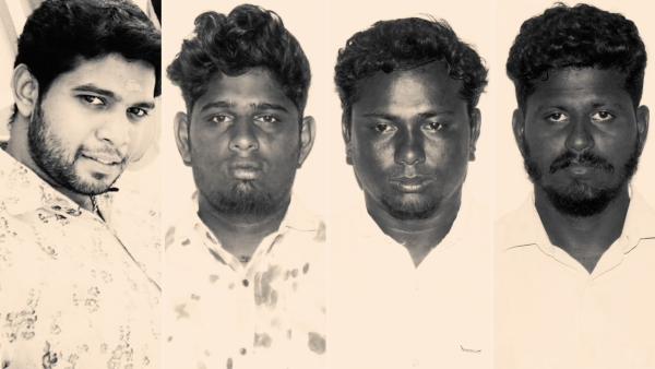 The police have slapped the provisions of the Goondas Act on the four accused who have been arrested in connection with the Pollachi sexual assault case.