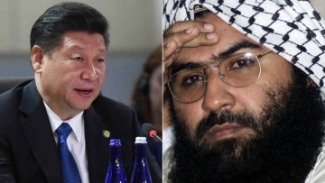 China has blocked India's proposal on declaring Masood Azhar as a global terrorist four times.