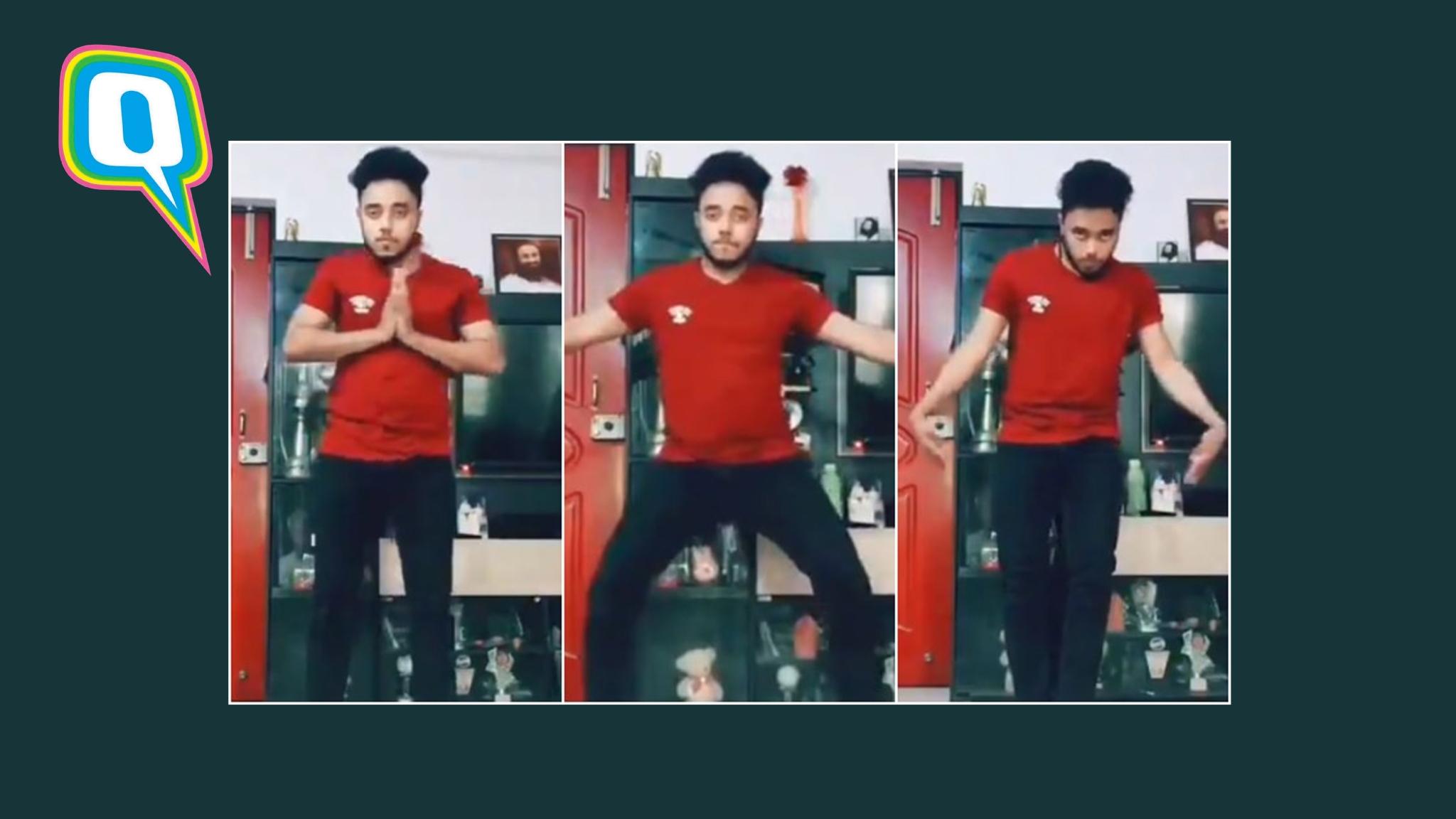 Man's Break Dance Breaks Internet With Doordarshan Groovy Moves