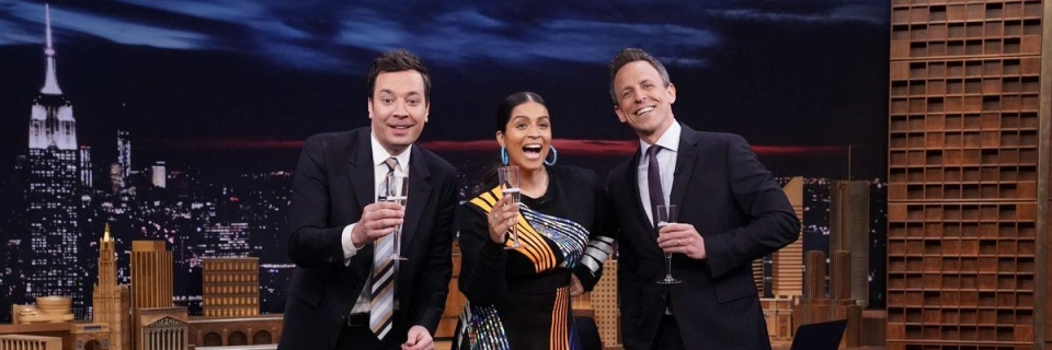Image result for Youtube star Lilly singh aka superwoman becomes the first female US late-night host in AGES
