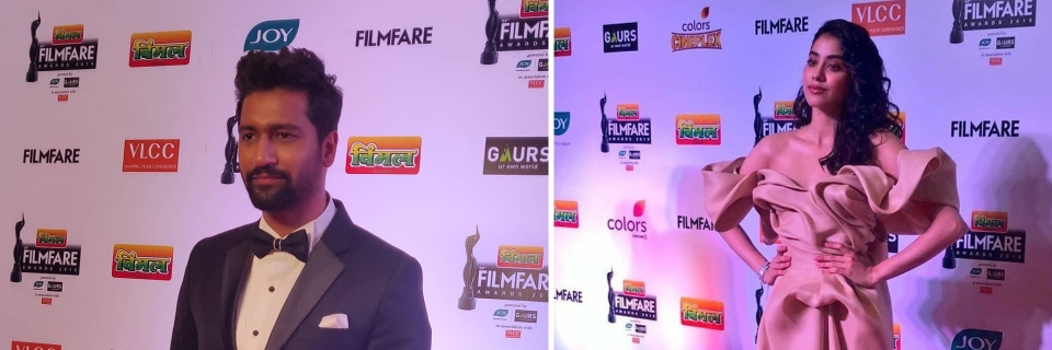Guess Who's Hosting the 64th Vimal Filmfare Awards 2019?
