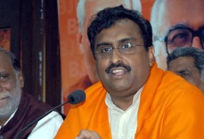 BJP wants early Assembly polls in J&K: Ram Madhav