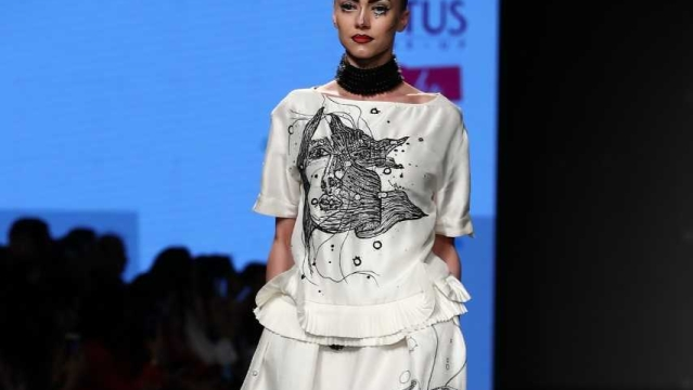 Nitin Bal Chauhan's Graphic Novel-Inspired Collection