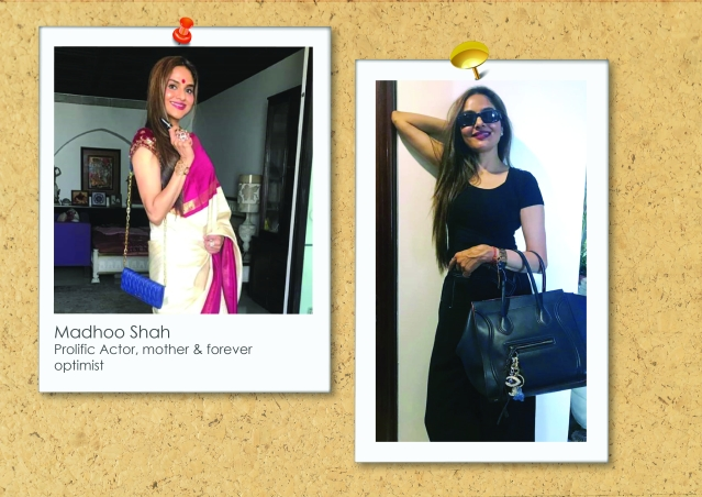What's In Madhoo's Handbag?