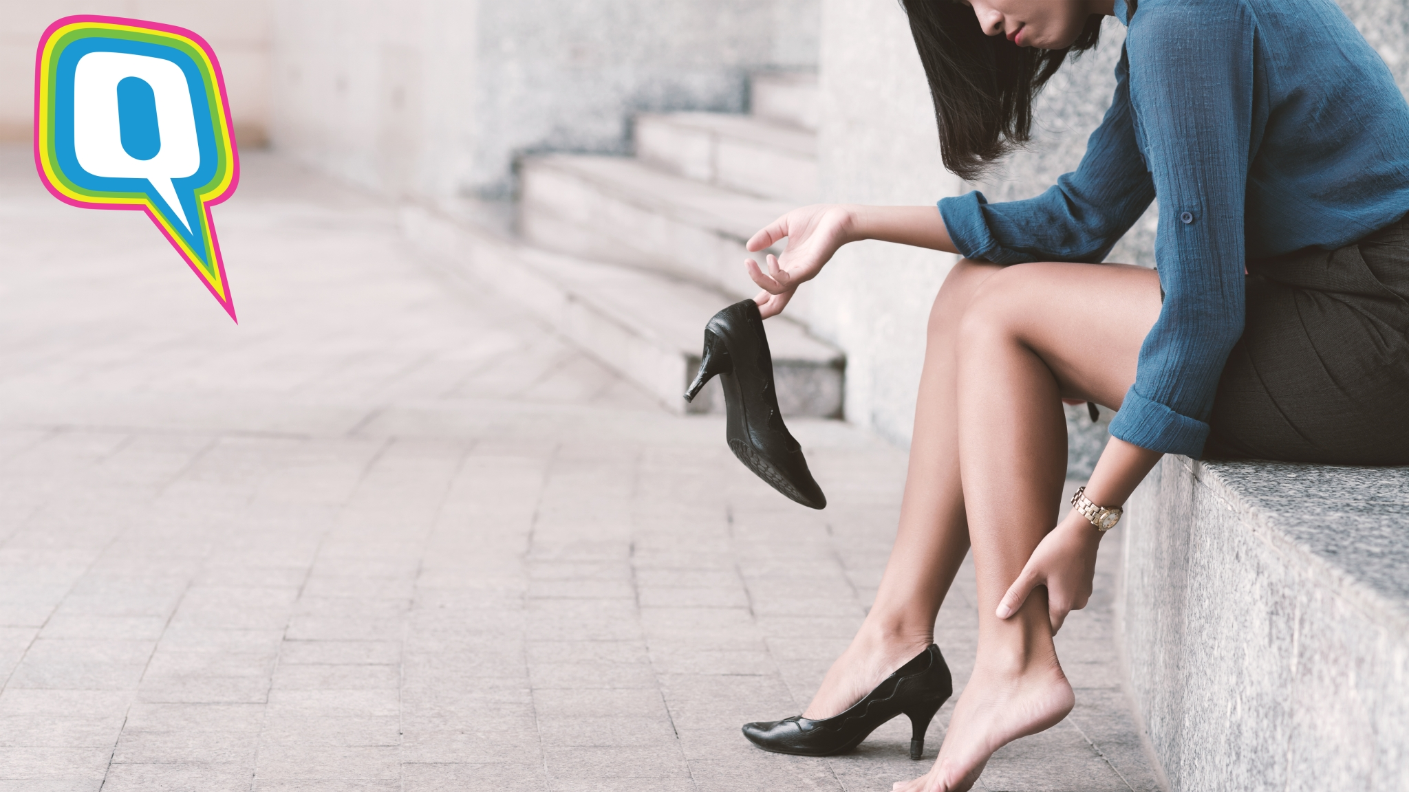 Japanese Women Say #KuToo To Protest Against Wearing Heels to Work
