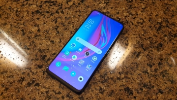 The OPPO F11 Pro is the coolest phone around.