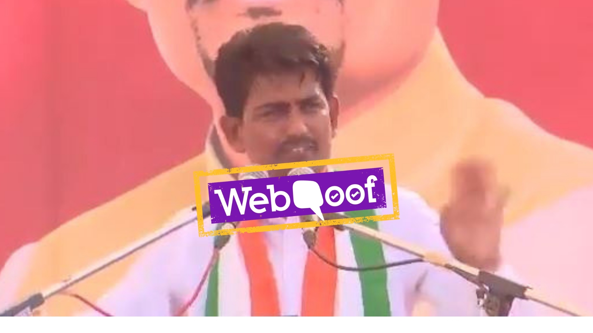 Viral Video of Pro-Modi Chants in Alpesh Thakor's Rally is Edited