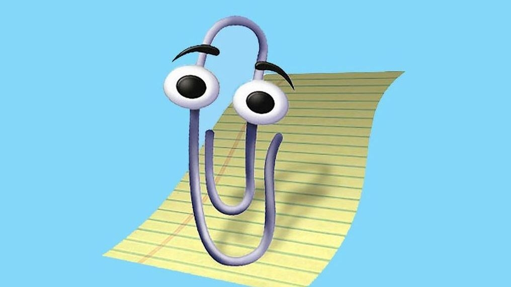 Microsoft Resurrects & Kills Office Mascot 'Clippy' in One Day