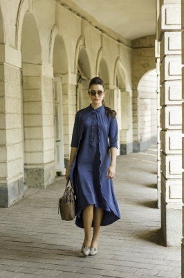 Designer sets out to redefine workwear for Indian women