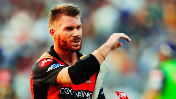 David Warner's 53-ball 85 for Sunrisers Hyderabad is a blow to the glass doors that Australia's top-order is right now.