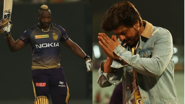 Andre Russell Wanted to Cry After KKR's Win: Shahrukh Khan
