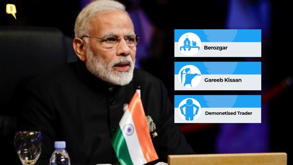 Twitter prefixes in times of #MainBhiChowkidar campaign.