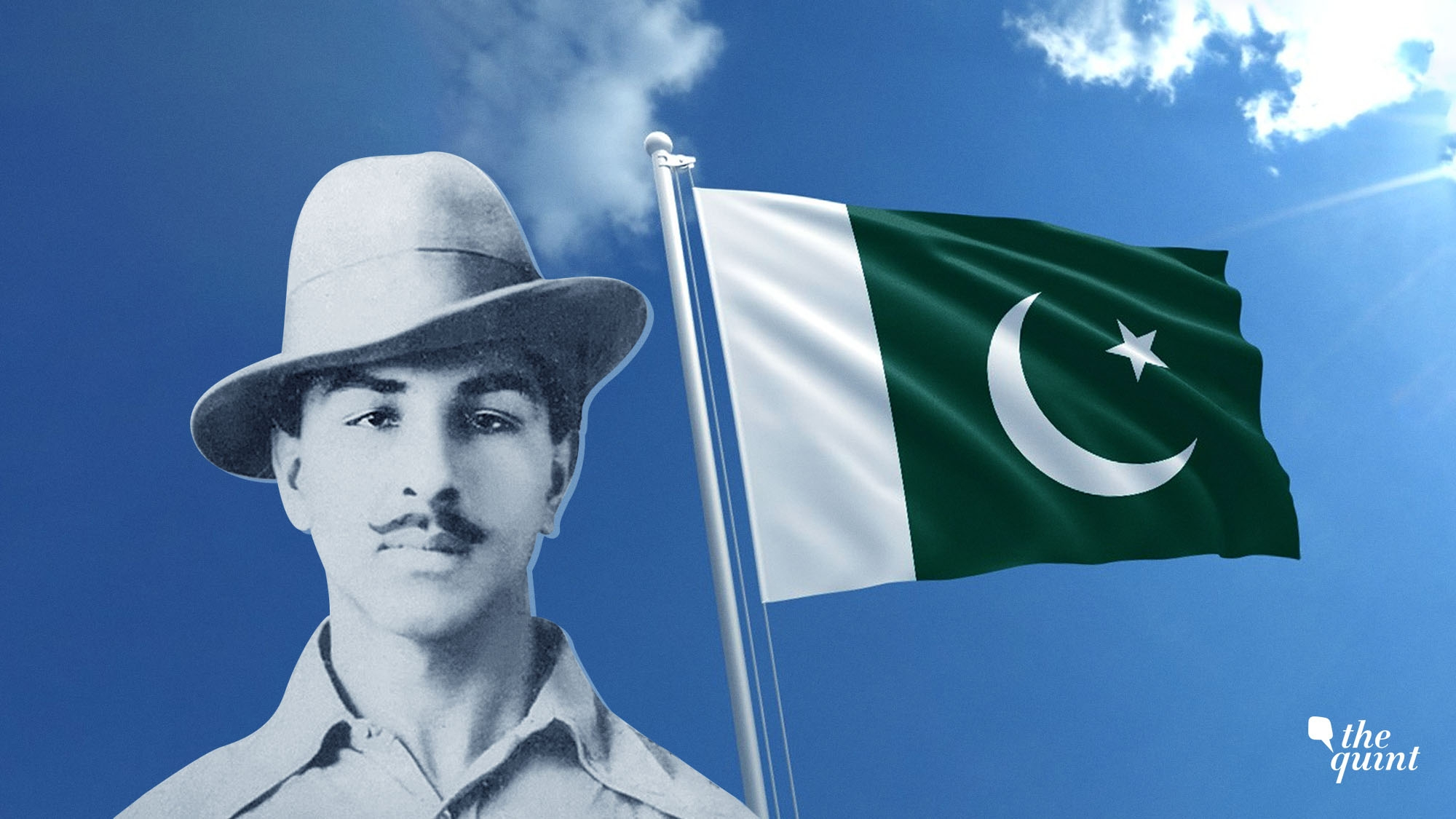 This Pakistan Day Let's Celebrate Bhagat Singh, The Forgotten Hero