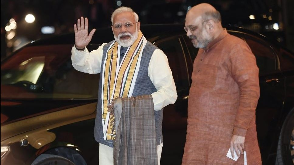 BJP Poll Committee Meets, May Announce First Candidate List Today